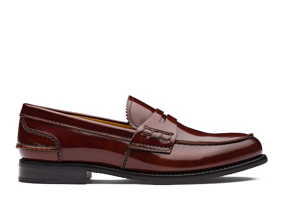 Polished Fumè Loafer