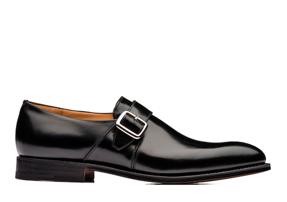 Monk Strap in Pelle di Vitello