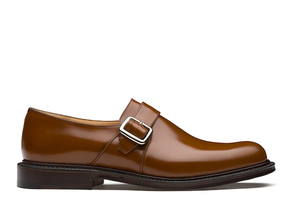 Polished Binder Monk Strap